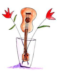 Ukulele Songs and Ukulele Tabs by Richard G