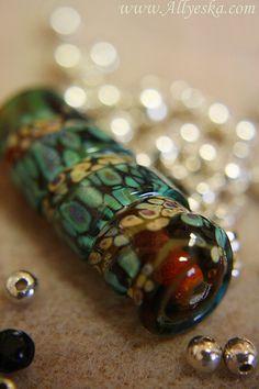 Glass Beads by Allyeska, via Flickr