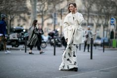 Best Street Style at Paris Fashion Week Fall 2015 | stylebistro.com