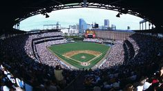 Camden Yards Ballpark...hoping to be there in June :)