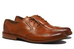 Brattle - British Tan | Sebago Leather British Tan Brattle Shoe - Bonobos Men's Clothes - Pants, Shirts and Suits
