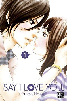 Say I love You, tome 1 / Mei, 16 ans, est le souffre-douleur de son lycée. Harcelée par ses camarades, elle n'a aucun ami jusqu'au jour où elle frappe par erreur Yamato, l'élève le plus populaire du lycée. Sidéré du manque d'intérêt qu'elle lui porte, Yamato décide de se rapprocher de cette fille singulière. Malgré les moqueries de ses camarades, il la salue, lui parle et l'invite, sans se soucier d'être ignoré par une Mei bien étonnée qu'on lui témoigne tant d'attentions.