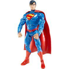 DC Comics Unlimited 6 Superman Action Figure