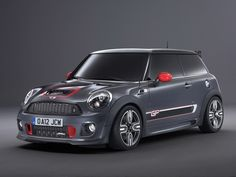2012 Mini John Cooper Works GP
