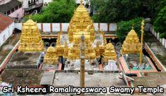 Sri Ksheera Ramalingeswara Swamy Temple Palakollu