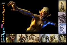 Steve Johnson - Special Effects Character Creator & Master Monster Maker   Stan Winston School of Character Arts