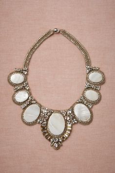 Reflecting Pools Necklace in EXPLORE Stories Meet the Designers Ranjana Khan at BHLDN