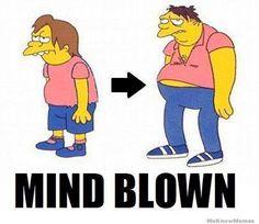 Mind blown?