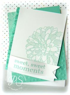 Sweet, sweet moments.... for my Mom stampsnsmiles.blogspot.com