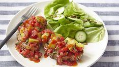 Vegan Recipe: Potato Scramble with Hot Chile Sauce