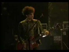 BRMC - Red Eyes and Tears Live @ Bowery Ballroom New York 2001