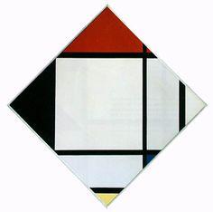 Piet Mondriaan.