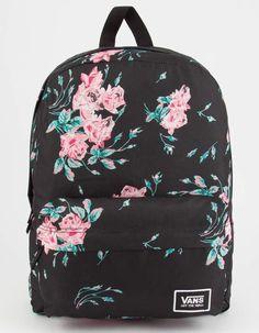 a4ac3379b1 VANS Realm Backpack - BLKCO - VN0A34G7NIB