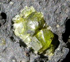 The Rock-Forming Minerals: Olivine