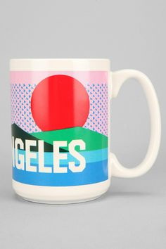 Sisters of LA Cities Mug