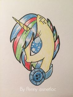 Rainbow Beat for @TS46386 's contest! Drawn by Penny @snetloc