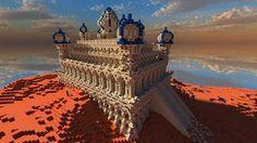 Temple of Addis Zanzibar Minecraft World Save