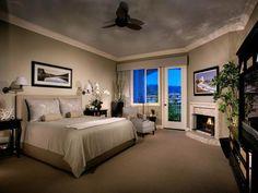 Bedroom with Platform Bed and Exposed Brick Walls : Designers' Portfolio : HGTV - Home & Garden Television