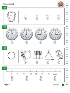 math worksheet : here s a sample page of the sat 10 practice test in math for  : Sat Math Prep Worksheets