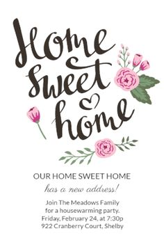 Bless Our Nest - Housewarming Invitation Template (Free) Housewarming Invitation Templates, Printable Invitation Templates, Invitation Card Design, Templates Printable Free, Invitation Cards, Invites, Free Online Invitation Maker, Online Invitations, House Warming Ceremony
