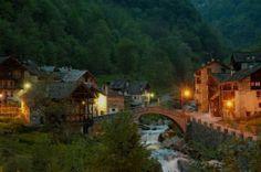 Antico ponte sul torrente Gronda- Rassa Valsesia
