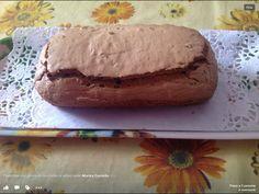 Plumcake con gocce di cioccolato senza glutine