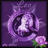 Leo Sign In Purple | ... | purple leo Pictures, purple leo Images, purple leo Photos