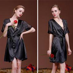 Robe de chambre kimono pas cher