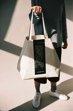 What if the very bags inside which we send off our products are themselves reusable. Very natural feel, minimal branding. But that's one less bag that person will buy & therefore put into the environment.