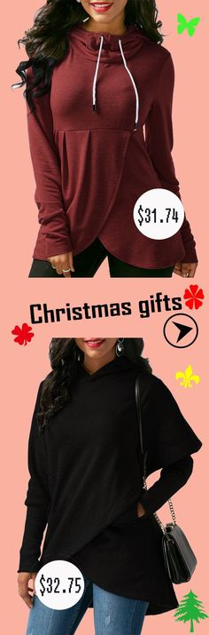 hoodies, Christmas outfits, Christmas gift ideas