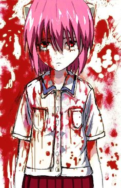 While the entire Elfen Lied Series is something so violent and dark, it is the childhood of Lucy, particularly the scene with the puppy that seemed to really push her over the edge, and showed the evil side of humanity in ways so many people think impossible using the anime format. I cried, a lot, and will never forget it.