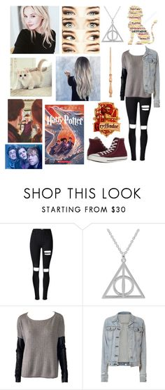 """""""Avrin Rasa Macon~Seventh Year"""" by poizell ❤ liked on Polyvore featuring PJK Patterson J. Kincaid, rag & bone and Converse"""