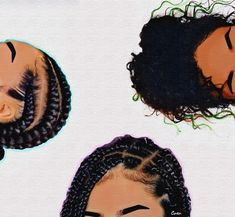 Black Hairstyles that are so cute!!