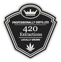 Professionally Distilled Locally Grown