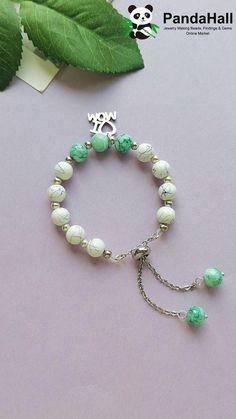Handmade Wire Jewelry, Handmade Bracelets, Diy Jewelry, Beaded Jewelry, Diy Bracelet Gift, Bracelet Crafts, Beaded Bracelets Tutorial, Jewelry Making Tutorials, Ankle Bracelets