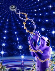 DNA Activation : Evolution Of Human Consciousness | Psychedelic Adventure