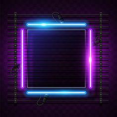 Neon Light Wallpaper, Background Eraser, Background Wallpaper For Photoshop, Banner Background Images, Poster Background Design, Logo Background, Framed Wallpaper, Phone Wallpaper Images, Music Wallpaper