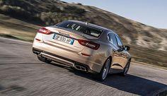 Nouvelle Maserati Quattroporte: et de 6!