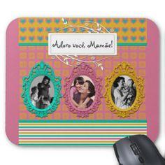 Mousepad para mamae, no layout206........ #gatalua #zazzle