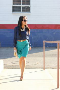 H by Stylish Petite, via Flickr