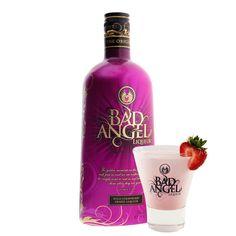 Bad Angel ~ Wild Strawberry Frappe Liqueur