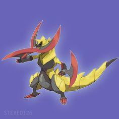 Mega Hax by SteveO126.deviantart.com on @DeviantArt