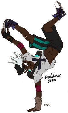Ekko Boiii ♥  #Ekko #EkkoLoL #LoL #EkkoLeagueofLegends #Breakdance