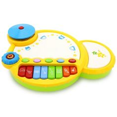 c8f30139f Amazing Papa Drum Set Electronic Kids Developmental Toy Kids Electronics,  Developmental Toys, Toys For