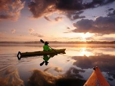 Boundary Waters Wilderness Canoe Area, Minnesota: Best Family Trips Photos -- National Geographic Travel [Photograph by Christian Heeb, Aurora Photos]