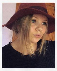 Cosy hat friday! ❤️