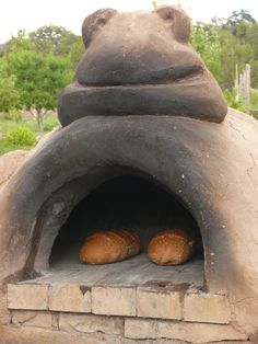 Building a Cob Oven - True Nature - Sustainable Farm & Wilderness School