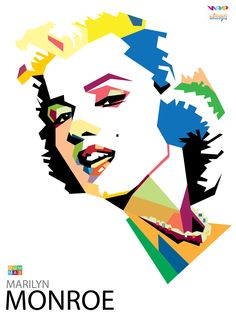 POP ART – WPAP (wedha's pop art portrait) by Dumas