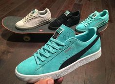 e1564225d5be47 Diamond Links Up With Puma For New Collaboration
