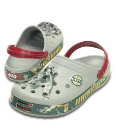 These 'Star Wars' Crocs Span The Trilogies